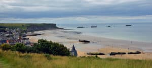 Arromanches Normandy France Tour