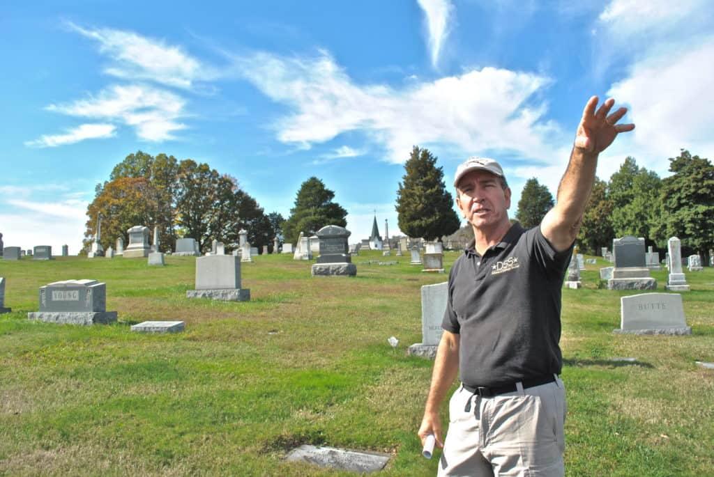 Brian DeToy Gettysburg Antietam Tour