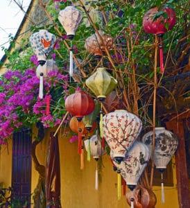 Hoi An Lanterns Vietnam Tour