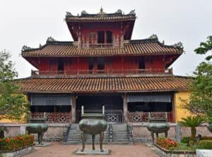 Hue Citadel Vietnam Tour