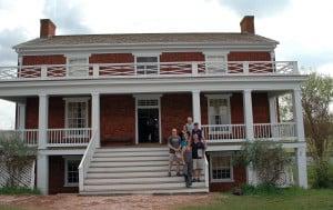 Appomattox history tours