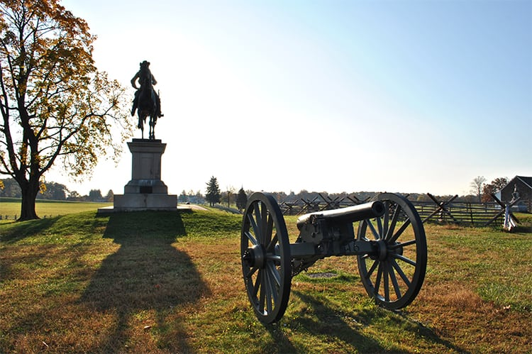 Gettysburg tours