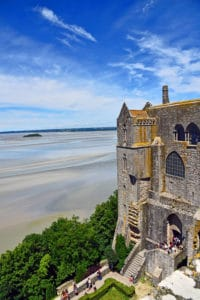 Mont Saint Michel Normandy France