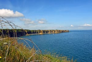 Pointe du Hoc normandy wwii tours