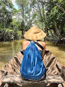 Sheryl Shafer Mekong Delta Vietnam Tour
