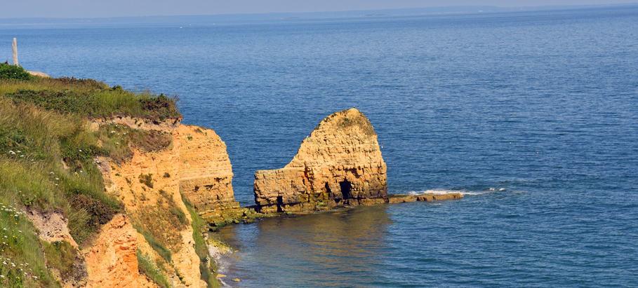 Pointe du Hoc Normandy D-Day Tour