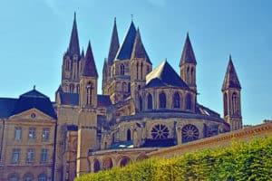 Abbaye aux Hommes Caen France