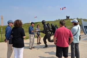 Utah Beach Normandy D-Day Tour