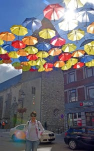 Bastogne Umbrellas Guided history tour
