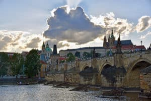 Prague Castle Charles Bridge