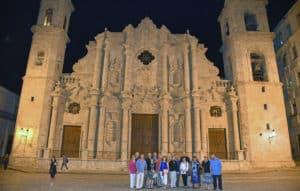 Havana Cathedral Cuba tours
