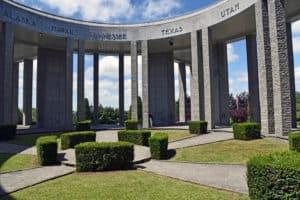 Mardasson Monument Belgium