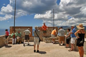 Santiago El Morro Guided Tours Brian DeToy