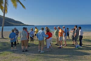 Santiago Playa Siboney Beach Spanish American War guided tours