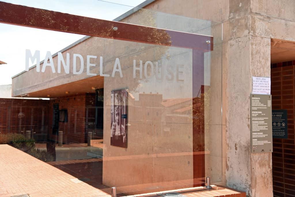 Mandela Soweto EHE
