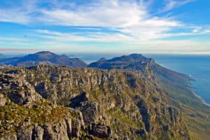 Table Mountain Cape Town South Africa Tours