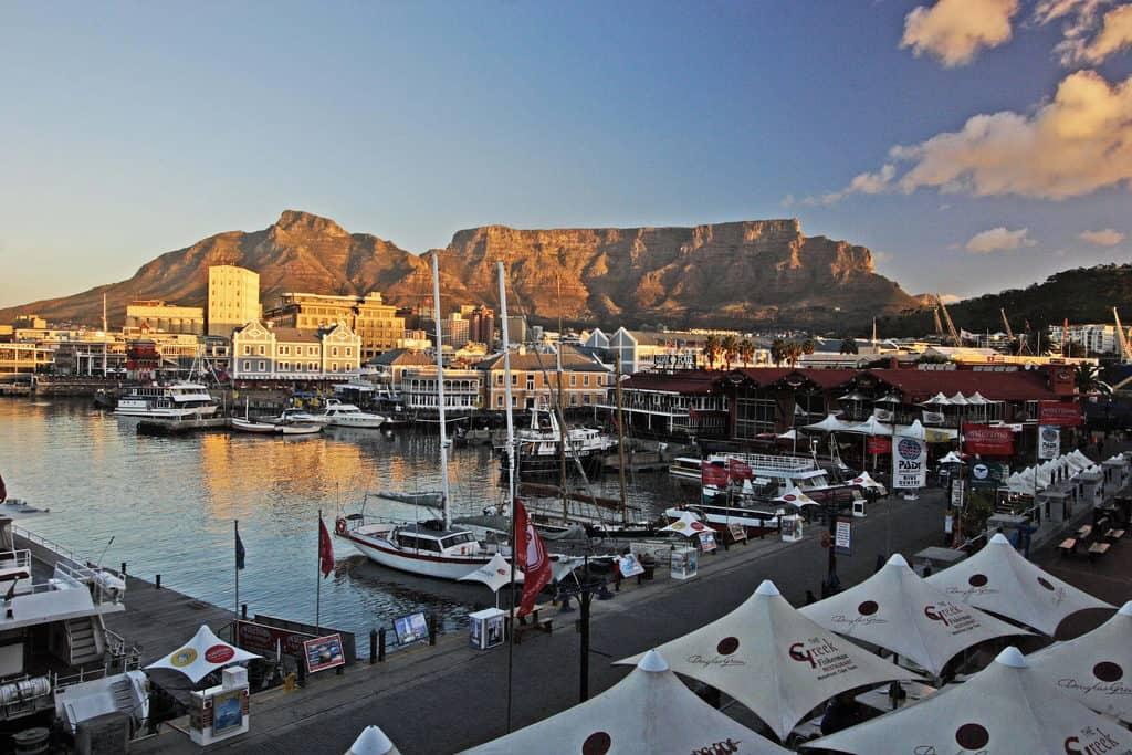 V&A Waterfront Cape Town Tour