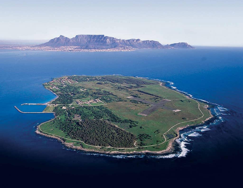 Robbin Island Cape Town South Africa Tour