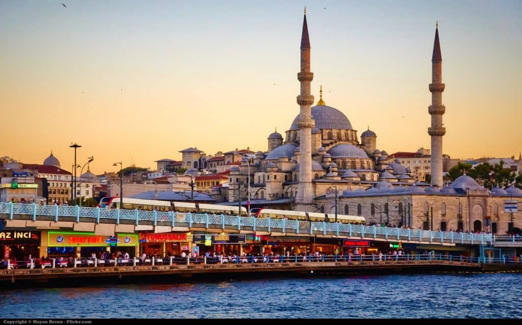 Istanbul history tours