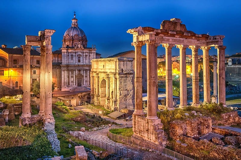 Italy history tour