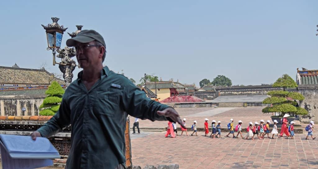 Dr Brian DeToy Vietnam tours