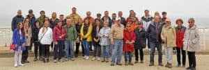 SMU D-Day tour Essential History Expeditions