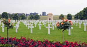 WWI Somme American Cemetery EHE
