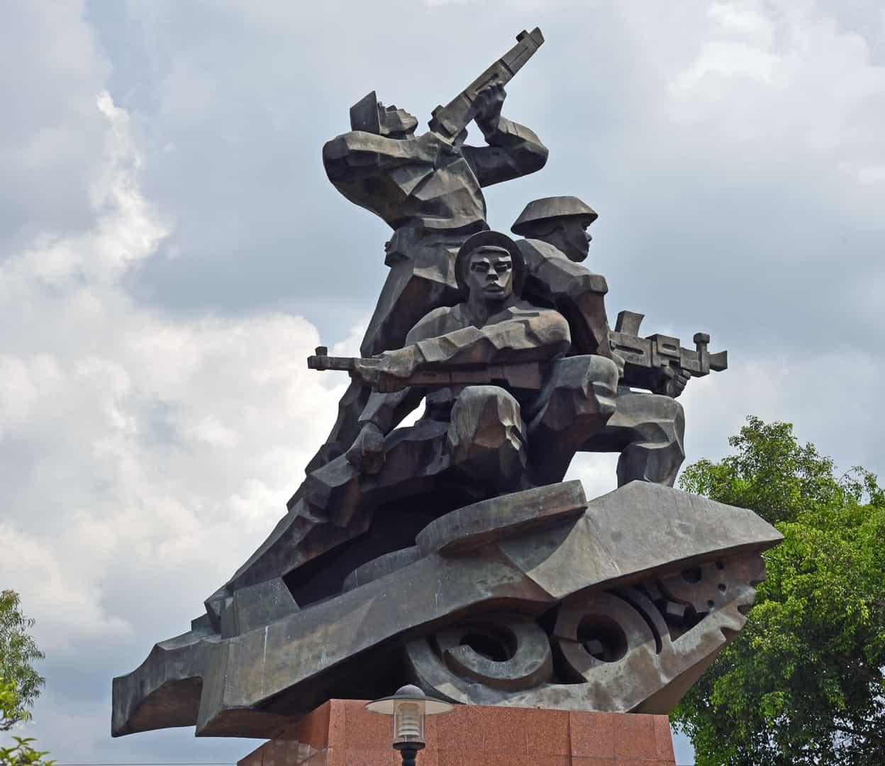 Ap Bac Vietnam War Tour
