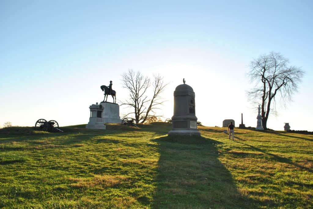 Gettysburg Civil War Monuments