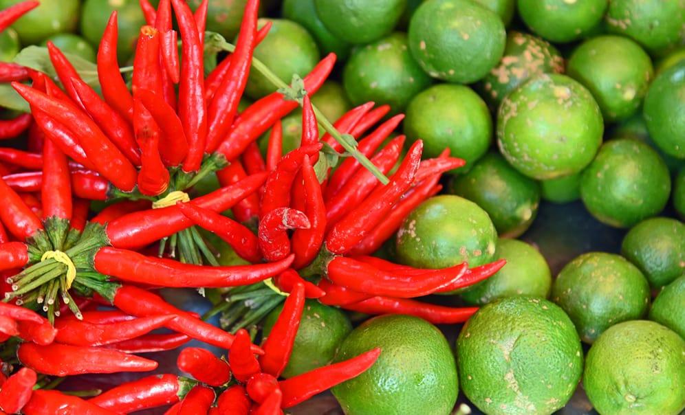 Chilis Limes Vietnam Market