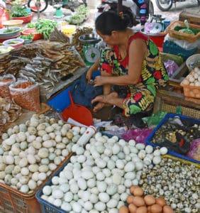 Market Vietnam