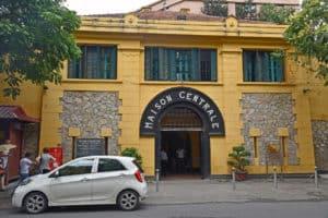 Hanoi Hilton Vietnam War Tour