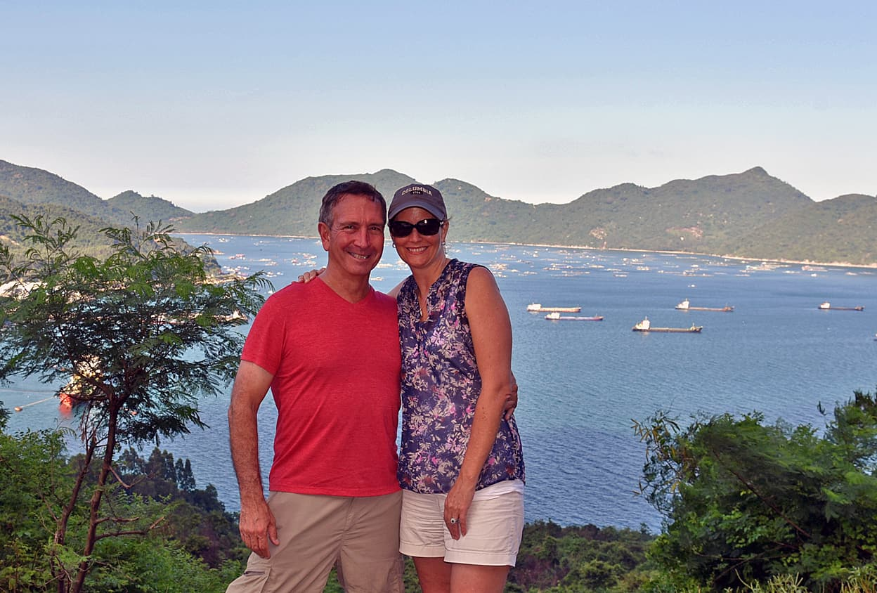 Brian DeToy Sheryl Shafer Vietnam Highlands Tour