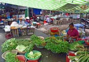 Mekong Delta Market Vietnam Tour