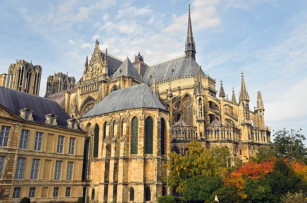 Reims WWII History Tour