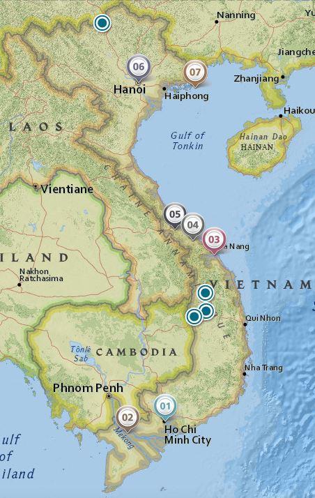 Vietnam History Tours