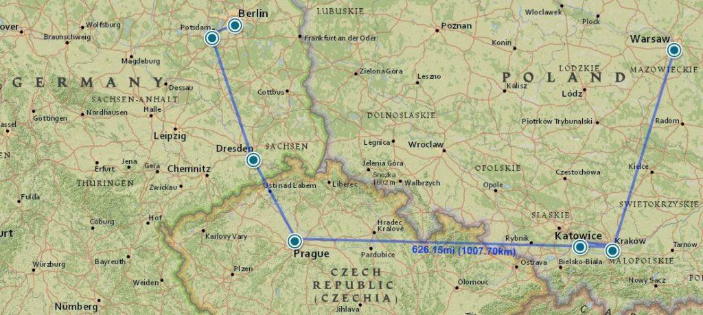 WWII Eastern Europe Tour