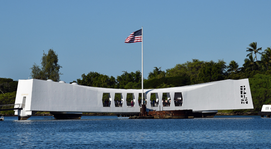 pearl harbor guided tour