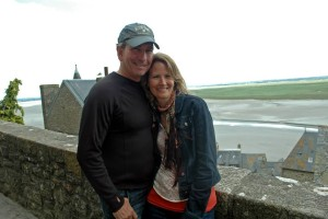Brian DeToy Sheryl Shafer normandy tours