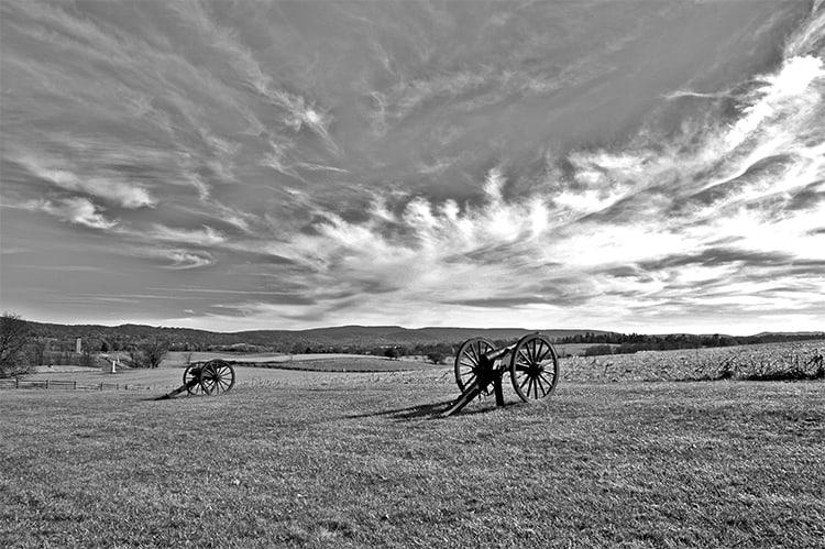 Antietam Battlefield tours