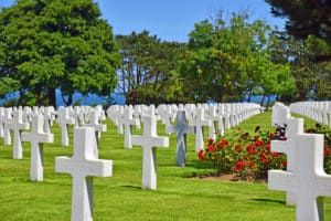 American Cemetery Normandy France WWII Tours