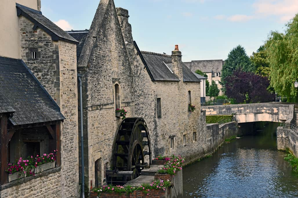 Bayeux normandy france tours