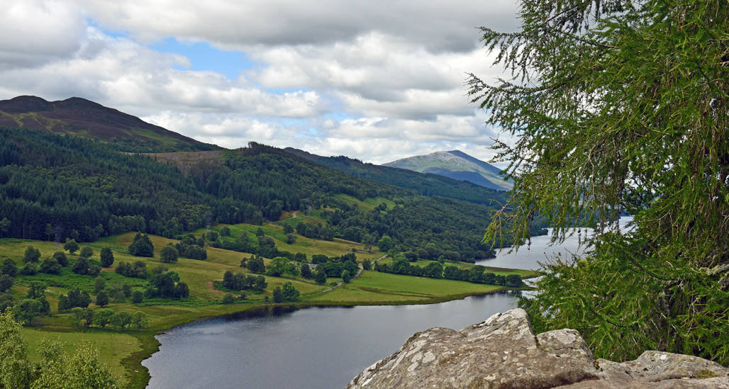 Queens View Scotland