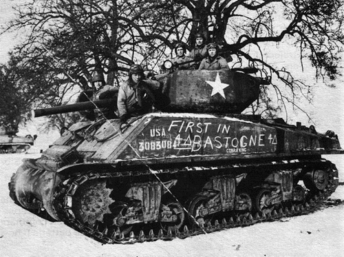 Battle of the Bulge tour