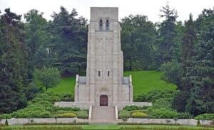 Aisne Marne Cemetery WWI France tour
