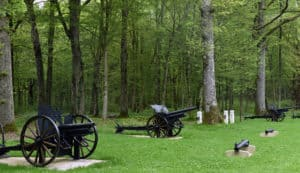 Belleau Wood World War I tour