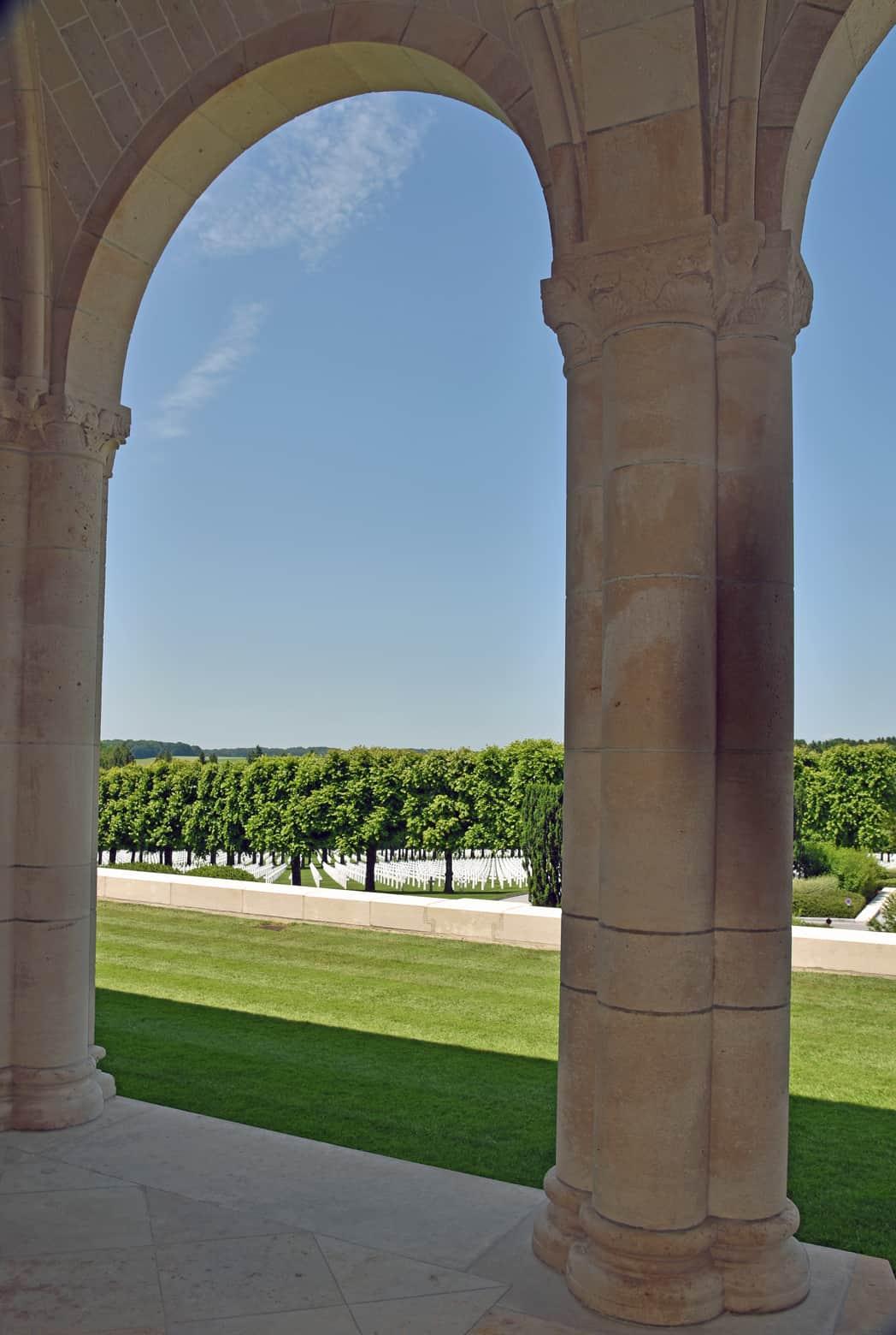 Meuse Argonne WWI France Tour