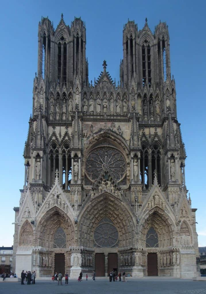 Reims WWI history tour
