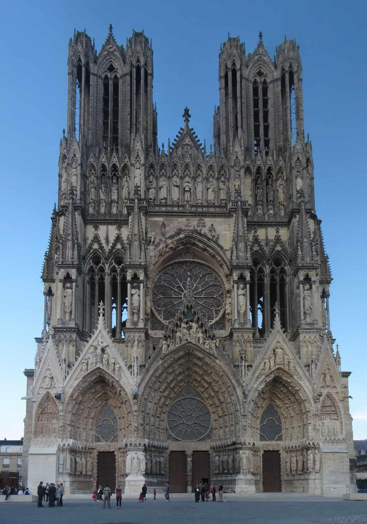 Reims WWI history tour