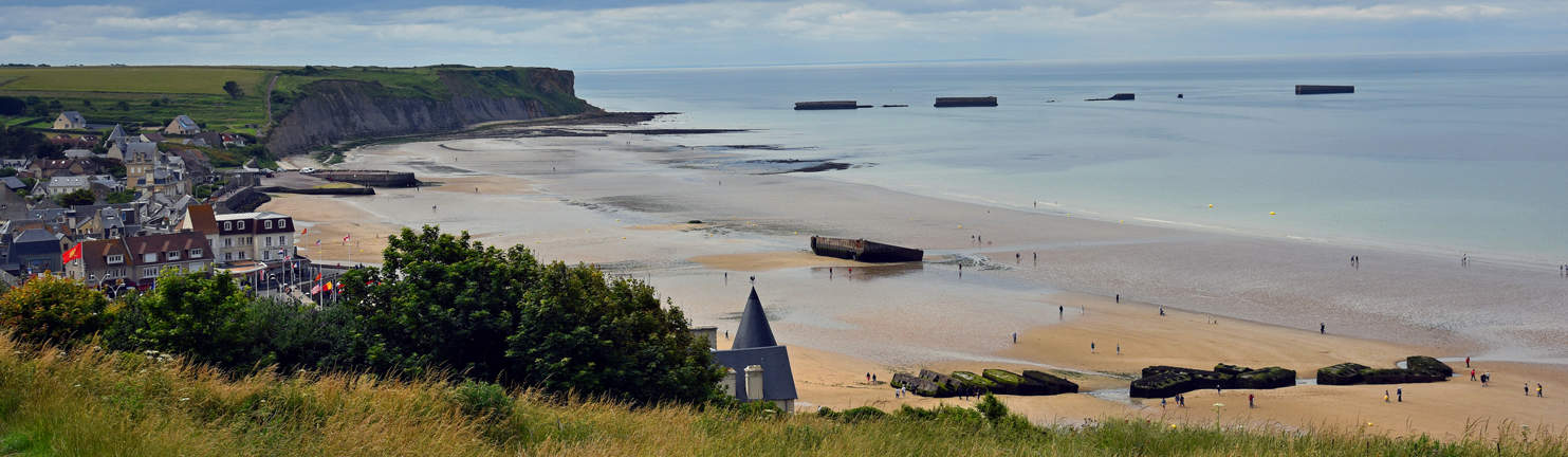 Essential History Expeditions Normandy Tour